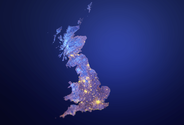 Energy Networks awards contract to Ordnance Survey for a new energy system map