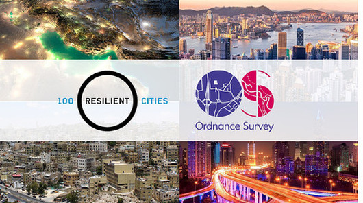 100 resilient cities and OS