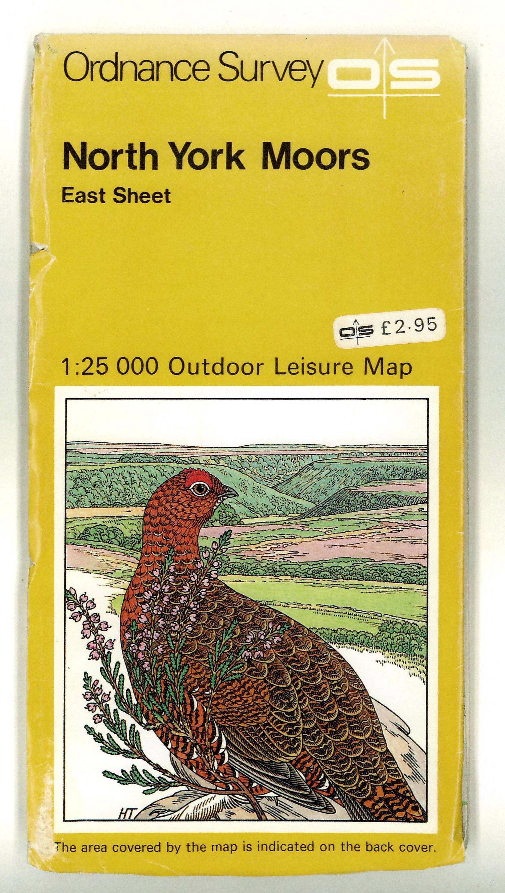 An Outdoor Leisure map from the 1970s